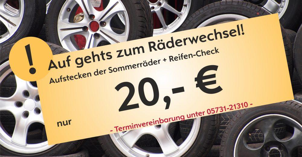 Jetzt Rader Wechseln Autohaus Peitzmeyer Bad Oeynhausen