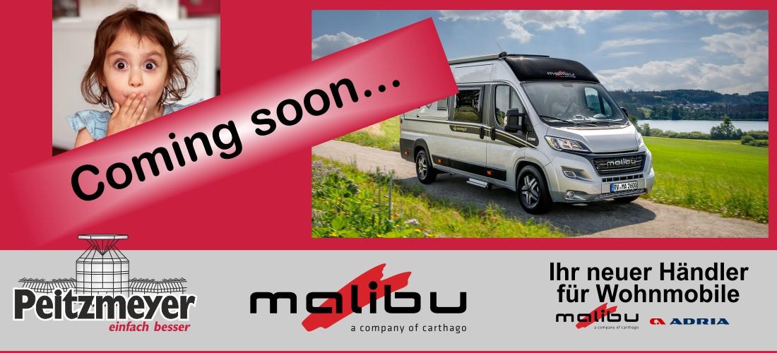 Malibu - coming soon