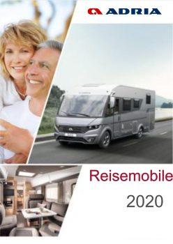 Adria Reisemobile Katalog 2020