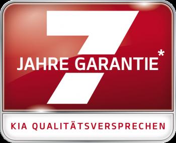 KIA 7 Jahre Garantie