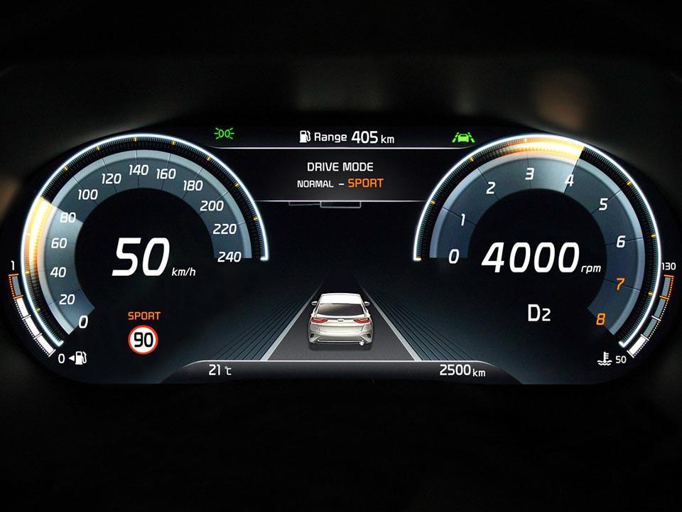 KIA-ProCeed-Digitales-Cockpit