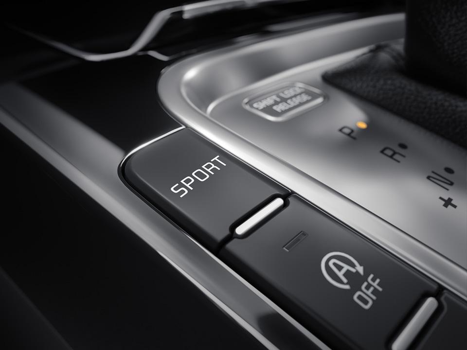 KIA-ProCeed-Drive-Mode-Select