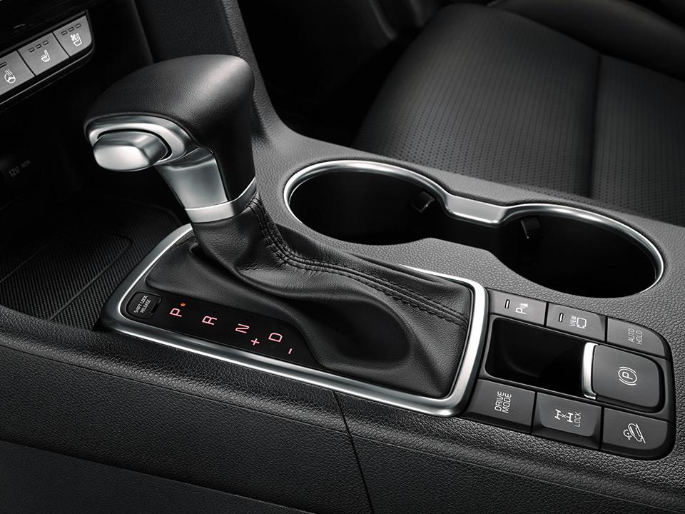 Kia Sportage 7-Stufen-Doppelkupplungsgetriebe