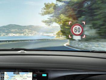 Kia e-Niro Verkehrszeichenerkennung