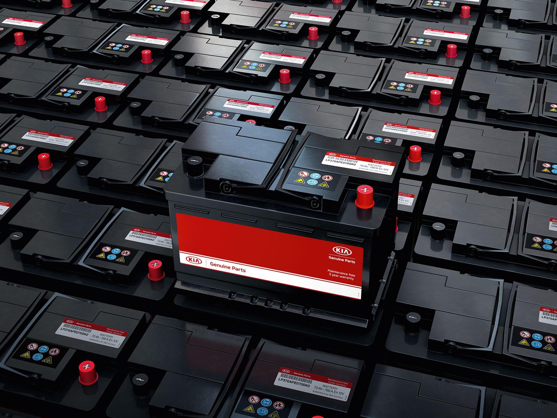 Kia Batterietest