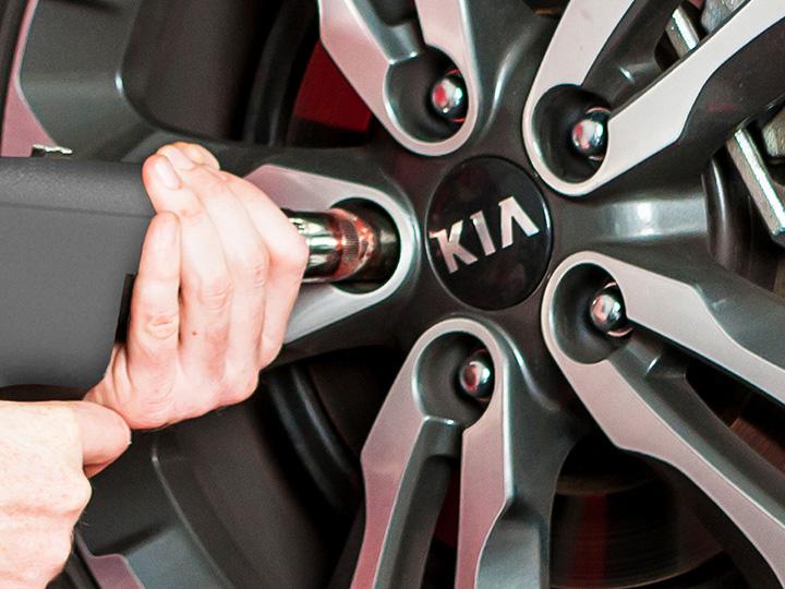 Kia Vorteile der Reifenwartung