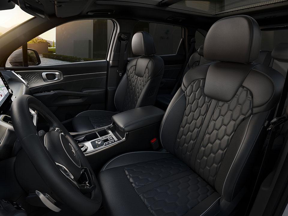Kia Sorento Hybrid Luxus