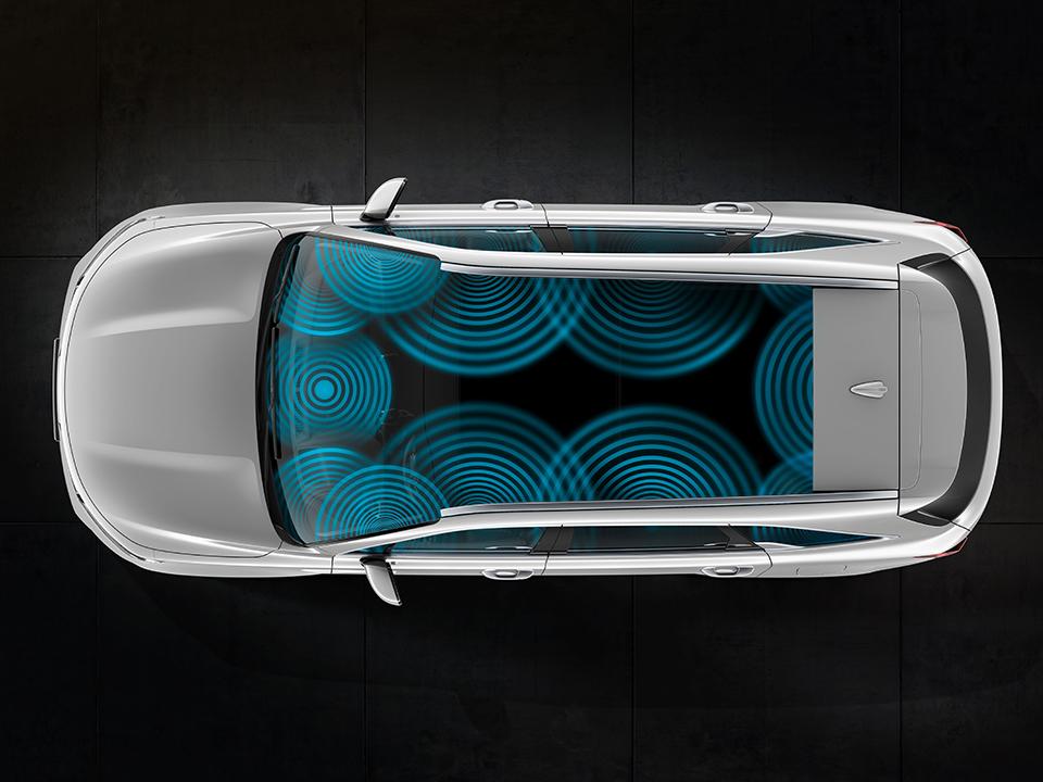 Kia Sorento Hybrid Premium Sound System