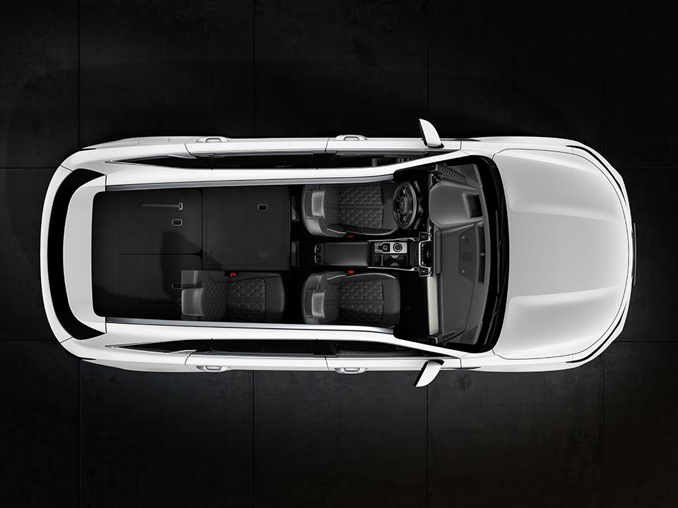 Kia Sorento Hybrid mehr Platz
