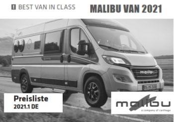 MALIBU-VAN-2021-Preisliste