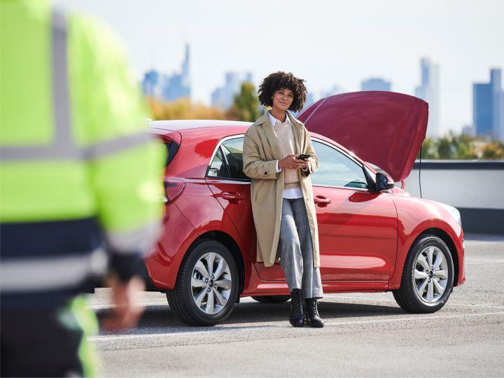 Kia 2-Jahre-Kia-Mobilitätsgarantie