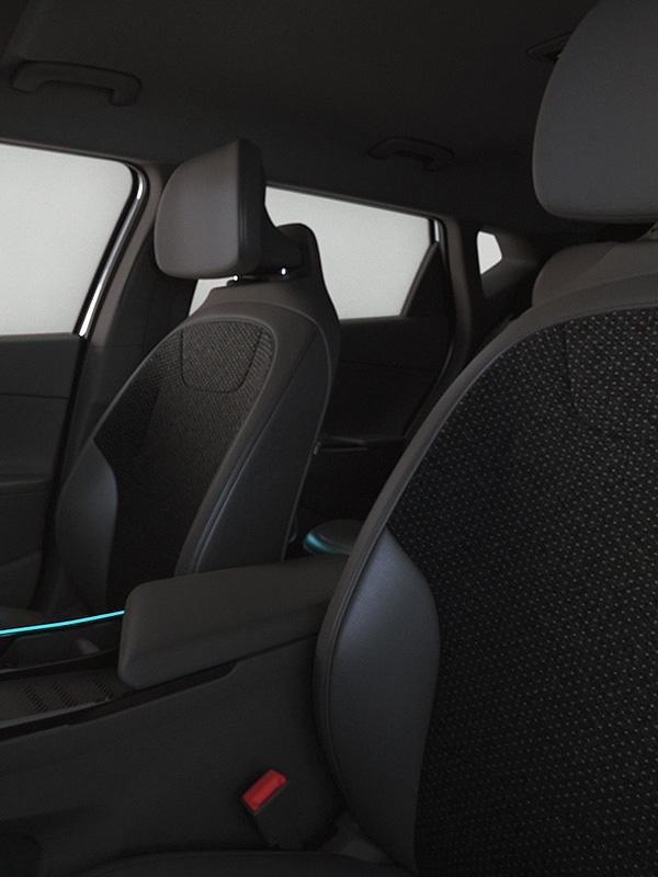 Kia EV6 Nachhaltige Werkstoffe